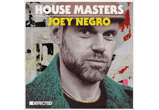 VARIOUS, Joey Negro - Defected Pres. House Masters - (CD)