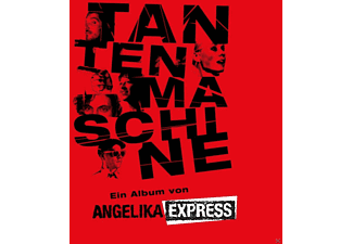 Angelika Express - Tantenmaschine - (CD)