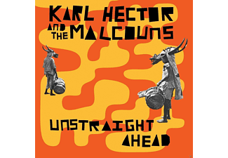 The Malcouns, Karl Hector - Unstraight Ahead - (CD)
