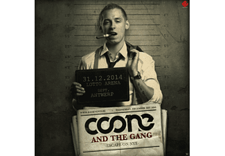 VARIOUS - Coone & The Gang/Escape On Nye - (CD)