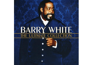 Barry White - The Ultimate Collection (NW VRS) CD
