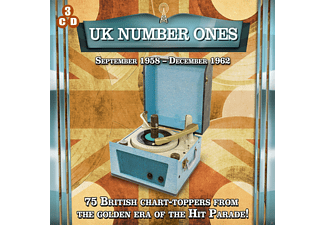 VARIOUS - Uk Numbers Ones - (CD)