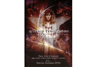 Within Temptation - MOTHER EARTH TOUR - (DVD)