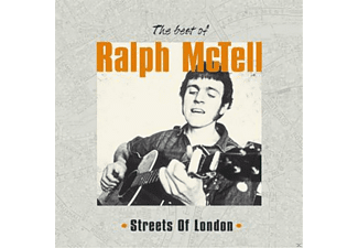 Ralph Mctell - Streets Of London-Best Of - (CD)
