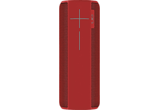 ULTIMATE EARS MEGABOOM, Bluetooth Lautsprecher, Near Field Communication, Wasserfest, Rot