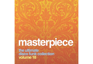 VARIOUS - Masterpiece Collection Vol.18 - (CD)