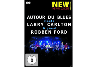 Larry Carlton, Robben Ford - The Paris Concert - (DVD)