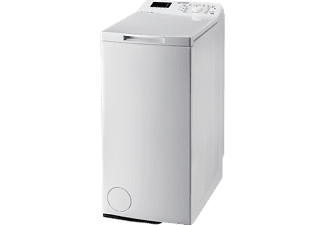 Indesit ITWD61252W Wasautomaat Bovenlader 1200T 6KG