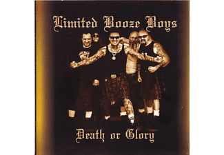 Limited Booze Boys - Death Or Glory [CD]