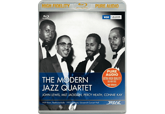 The Modern Jazz Quartet - The Modern Jazz Quartet 1959 Bonn+1957 Köln [Blu-ray Audio]