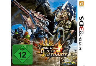 Monster Hunter 4 Ultimate [Nintendo 3DS]