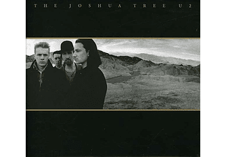 U2 - The Joshua Tree - Deluxe Edition (CD)