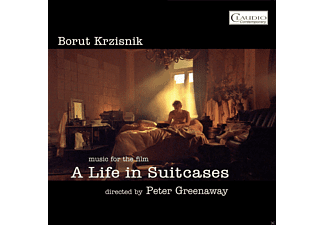 Borut Krzisnik - A Life In A Suitcases - (CD)