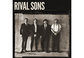 Rival Sons - Great Western Valkyrie (Double Vinyl Gatefold, Bla - (LP + Download)