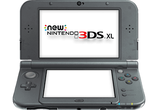 NINTENDO 3DS XL (New) Metallic Black