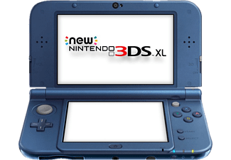 NINTENDO 3DS XL Metallic Blue (New)