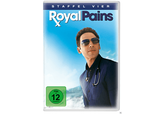 Royal Pains - Staffel 4 - (DVD)