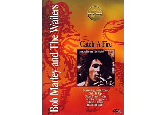 Bob Marley;The Wailers - Bob Marley and Wailers - Catch a Fire [DVD]