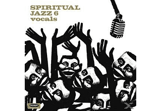 Various - Spiritual Jazz Vol.6-Vocals - (CD)