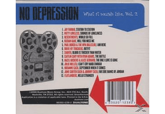 Various - No Depression Vol.2 - (CD)