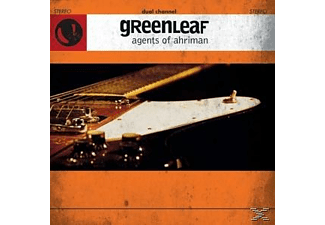 Greenleaf - Agents Of Ahriman - (Vinyl)
