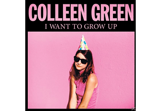 Colleen Green - I Want To Grow Up - (LP + Download)