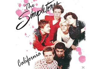 Simpletones - California - (Vinyl)