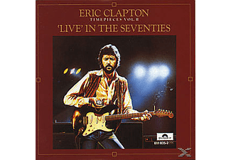 Eric Clapton - Time Pieces Vol.2-Live In The Seventies - (CD)
