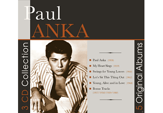Paul Anka - 7 Original Albums - (CD)