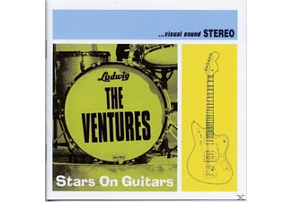The Ventures - Stars On Guitars - (CD)