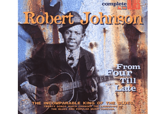Robert Johnson - From Four Till Late - (CD)
