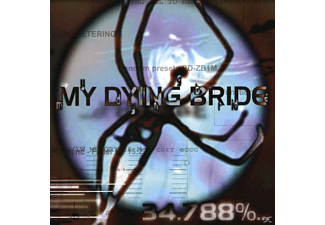 My Dying Bride - 34.788% Complete - (CD)