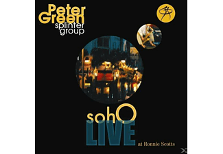 Peter Splinter Group Green - Live At Roniie Scotts-Soho - (CD)