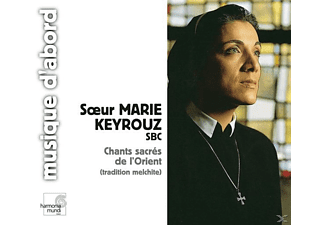 Marie Keyrouz - Chants Sacres de l'Orient - (CD)