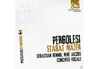Concerto Vocale - STABAT MATER - (CD)