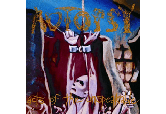 Autopsy - Acts Of The Unspeakable/Digi - (CD)