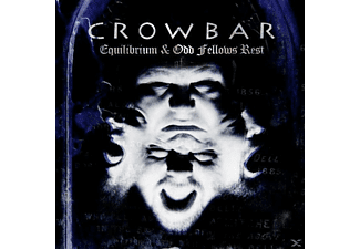 Crowbar - Equilibrium & Odd Fellows Rest - (CD)