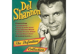 Del Shannon - The Definitive Collection - (CD)
