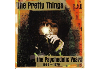 The Pretty Things - The Psychedelic Years - (CD)