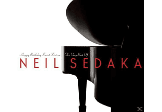 Neil Sedaska - Happy Birthday Sweet Sixteen - (CD)
