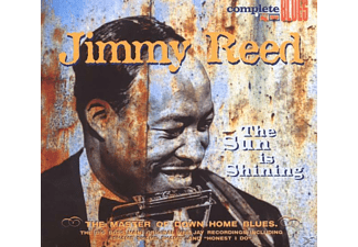 Jimmy Reed - The Sun Is Shining - (CD)