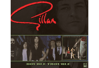 Gillan - Double Trouble/Rem.+Bonus [CD]