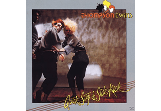 Thompson Twins - Quick Step & Side Kick (2cd Edition) - (CD)