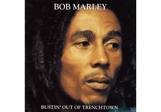 Bob Marley - Bustin' Out Of Trenchtown - (CD)