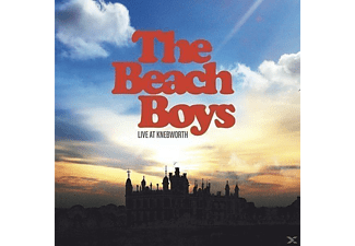 The Beach Boys - Live At Knebworth - (CD)