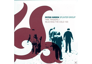 Peter Green - Time Traders/Reaching The Cold 100 - (CD)