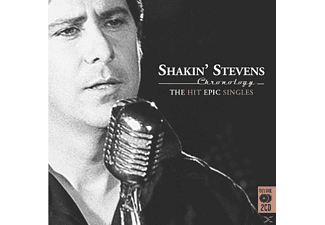 Shakin' Stevens - Chronology - The Epic Hit Singles [CD]