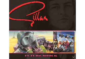 Gillan - Future Shock/Rem.+Bonus [CD]