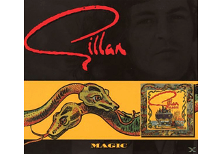 Gillan - Magic/Rem.+Bonus - (CD)