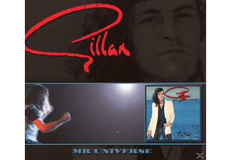 Gillan - Mr.Universe [CD]